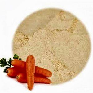 Natural Healing Room - Carrot Powder (Daucus carota)