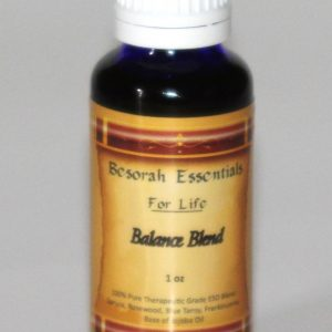Natural Healing Room - Balance Blend Essential Oil