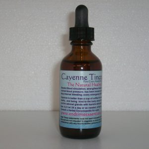 Natural Healing Room - Cayenne Tincture