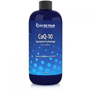 Natural Healing Room - Liposomal CoQ-10 (16oz)