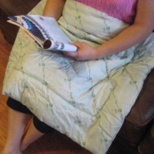 Natural Healing Room - Far Infared Mini Quilt