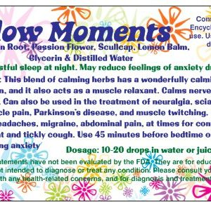 Natural Healing Room - Mellow Moments Glycerin Base