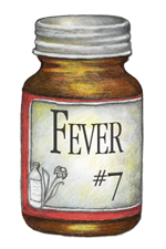 Natural Healing Room - Fever #7