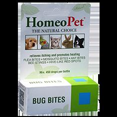 Natural Healing Room - HomeoPet Bug Bites 15ml