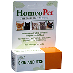 Natural Healing Room - HomeoPet Skin & Itch  15ml