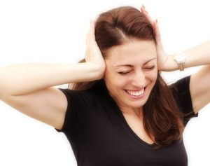 Natural Healing Room - Tinnitus Relief-1oz