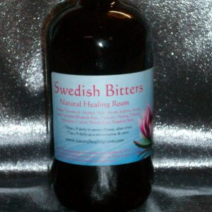 Natural Healing Room - Swedish Bitters 4 oz