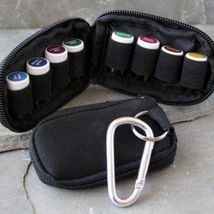 Natural Healing Room - Essential Oil Emergency Key Chain Kit
