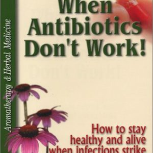 Natural Healing Room - What To Do When Antibiotics Don't Work