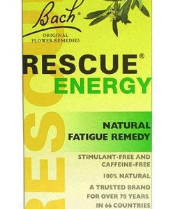 Natural Healing Room - Bach Rescue Energy
