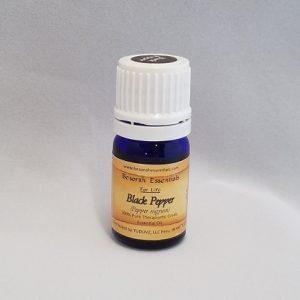 Natural Healing Room - Black Pepper Essential Oil - 5 ml