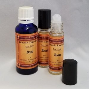 Natural Healing Room - Boost Essential Oil Blend