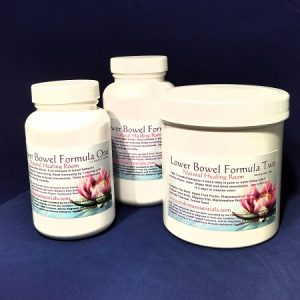 Natural Healing Room - Colon Cleanse & Bowel Formulas
