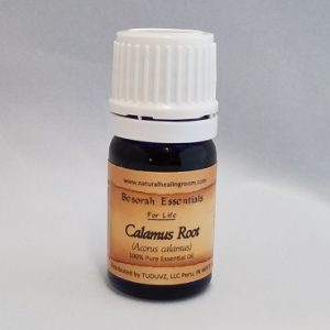 Natural Healing Room - Calamus Root Essential Oil - 5 ml
