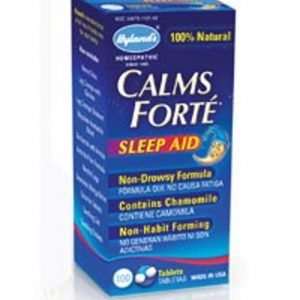 Natural Healing Room - Calms Forte Tablets