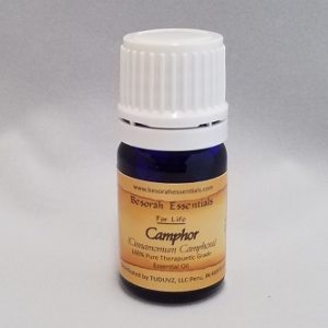 Natural Healing Room - Camphor Essential Oil - 5 ml