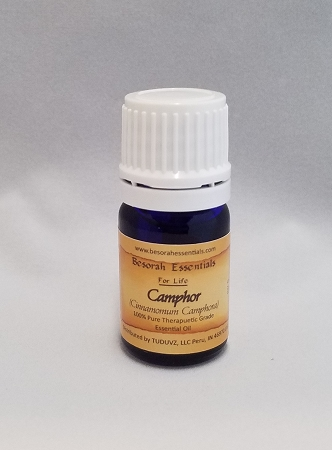 Natural Healing Room - Camphor Essential Oil - 5 ml