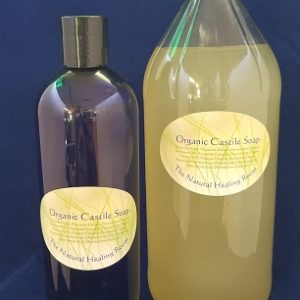 Natural Healing Room - Castile Soap - Organic