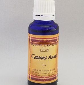 Natural Healing Room - Cataract Assist Essential Oil