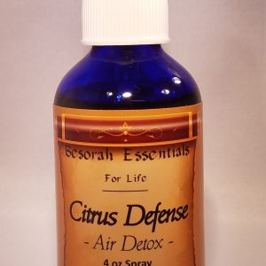 Natural Healing Room - Citrus Defense Air Detox Spray