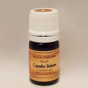 Natural Healing Room - Copaiba Balsam Essential Oil - 5 ml