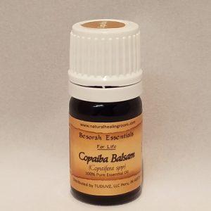 Natural Healing Room - Copaiba Balsam Essential Oil - 5 ml