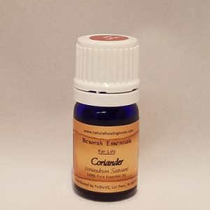 Natural Healing Room - Coriander Essential Oil - 5 ml
