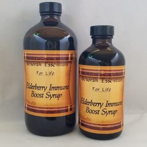 Natural Healing Room - Immune Boost Syrup Elderberry Extract