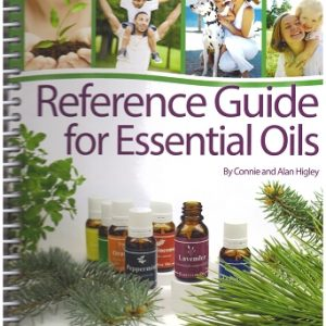 Natural Healing Room - Reference Guide for Essential Oils HC