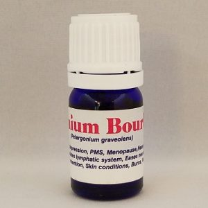Natural Healing Room - Geranium Bourbon Essential Oil - 5 ml