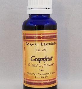 Natural Healing Room - Grapefruit Peel  (Citrus paradisi)