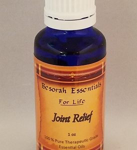 Natural Healing Room - Joint Relief Essential Oil