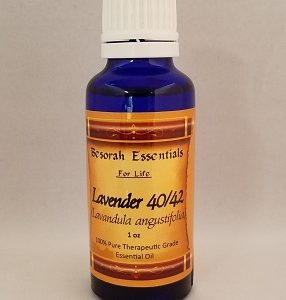 Natural Healing Room - Lavender 40/42 Essential Oil
