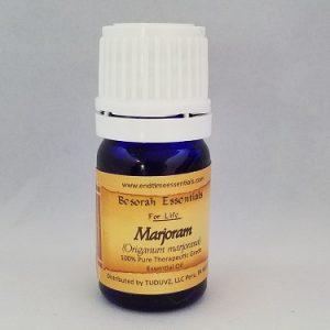 Natural Healing Room - Marjoram Essential Oil - 5 ml