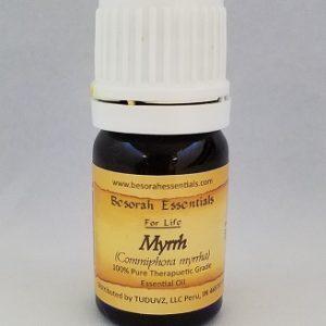Natural Healing Room - Myrrh Essential Oil - 5 ml