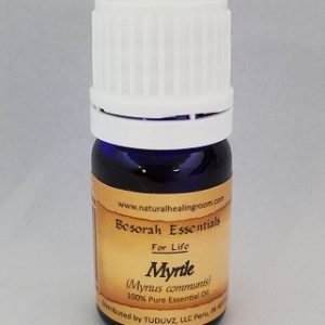 Natural Healing Room - Myrtle Essential Oil - 5 ml