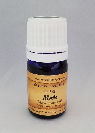 Natural Healing Room - Myrtle Essential Oil - 5 ml