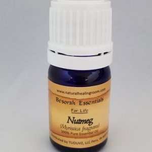 Natural Healing Room - Nutmeg Essential Oil - 5 ml
