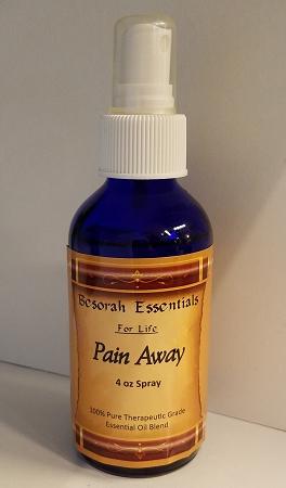 Natural Healing Room - Pain Away