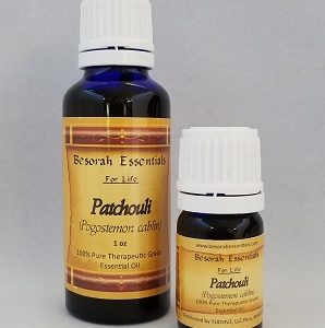 Natural Healing Room - Patchouli Essential Oil