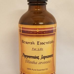 Natural Healing Room - Peppermint Essential Oil