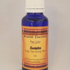 Natural Healing Room - Revitalize Essential Oil