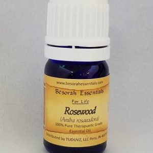 Natural Healing Room - Rosewood Essential Oil - 5 ml