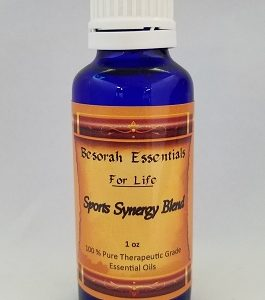 Natural Healing Room - Sports Synergy Blend Essential Oil - 30 ml