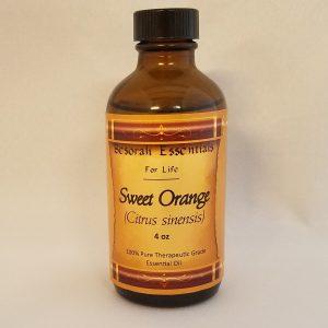 Natural Healing Room - Sweet Orange Essential Oil