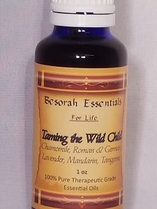 Natural Healing Room - Taming the Wild Child Blend 30 ml