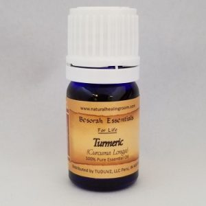 Natural Healing Room - Turmeric Essential Oil - 5 ml