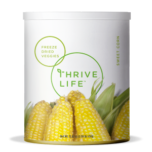 Natural Healing Room - Sweet Corn - Freeze Dried