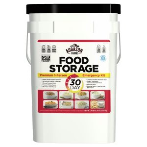 Natural Healing Room - 30-Day Food Storage