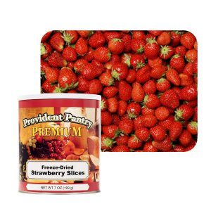 Natural Healing Room - Strawberry Slices - Freeze Dried